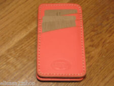 Fossil SL3930385 Austin Phone Sleeve Hot Coral iPhone leather iPhone NWT*^