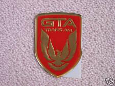 91-92 Trans Am GTA Composite Nose Emblem (9 Colors)