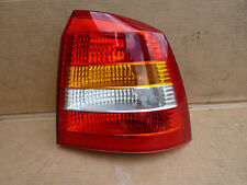 NEW GENUINE ASTRA G MK 4 OS DRIVERS SIDE REAR LIGHT ASSEMBLY UNSMOKED 1998 TO 04