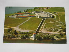 VINTAGE Fort Henry Postcard Kingston, Ontario, Canada Built 1823-37 Ditch Towers