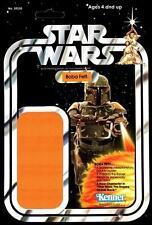 Star Wars Vintage CD-R de Lilí, instrucciones, calcomanías, Catalogues, Pegatinas