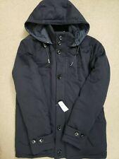 NWT Ermenegildo Zegna 100% silk down jacket size 50