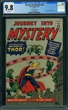Journey Into Mystery #83 CGC 9.8 1966 1st Thor! Avengers! GG Reprint! H12 145 cm