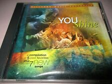 Vintage HILLSONG MUSIC AUSTRALIA You Shine CD 267