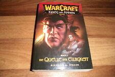 Richard A. Knaak -- KRIEG der AHNEN # 1 // WarCraft-Trilogie/Quelle der Ewigkeit