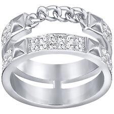 Swarovski  Fiction   Ring     Size 55  5230679 New