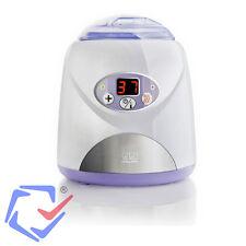 Calientabiberones Calienta biberones Calentador Estirilizador 35-85°C Exprimidor