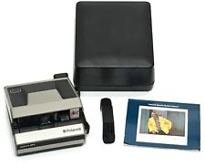 Polaroid Spectra QPS Instant Film Camera with Hard Case, Neck Strap and Manual