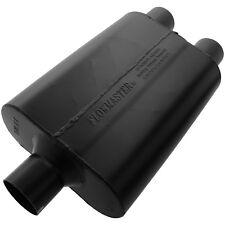 "Flowmaster 9425472 Super 44 Muffler 2.5"" Center Inlet/2.5"" Dual Outlet"