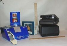 POLAROID Spectra System - INSTANT CAMERA - Hard Case - As Is