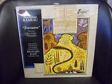 Zoroastre Jean Philippe Rameau LP Turnabout Vox Records Sealed A Lyric Tragedy