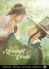 Moonlight Drawn by Clouds Korean Drama (4DVDs) Excellent English & Quality!