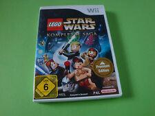 Gioco Wii LEGO Star Wars: la completa Saga (Nintendo Wii, 2007, DVD-BOX)