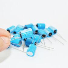 20pcs Nichicon BT 220uf 25v 125 Degree Electrolytic capacitors-6708