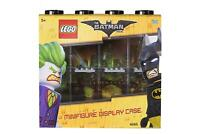 LEGO Batman Minifigure Display Case for 8 Minifigures