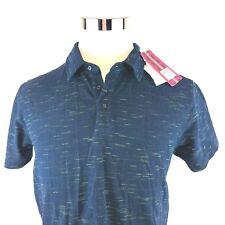 Scotch & Soda Cotton Stretch Blend Pique Slim Polo Shirt Mens Large NWT