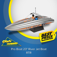 """Pro Boat 23"""" River Jet Boat RTR"""