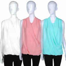Unbranded Chiffon Tops & Shirts for Women