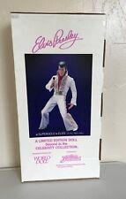 """ELVIS PRESLEY 1984 Celebrity Collection *Supergold* Elvis 21"""" All Vinyl Doll)"""
