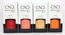 Cnd Shellac - BOHO SPIRIT 2018 Collection - All 4 Colors 92348-92351
