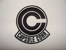 PATCH ECUSSON THERMOCOLLANT CAPSULE CORP.   DRAGONBALL