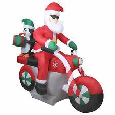 Led Weihnachtsmann Schneemann Beleuchtet Aufblasbar snowman outdoor weihnachten