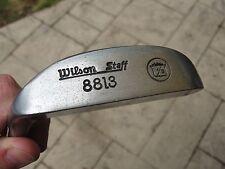 8813 WILSON STAFF putter club golf  ws rh