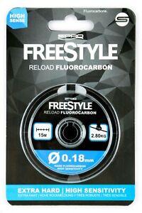 Spro Freestyle Reload Fluorocarbon - Pike/Zander/Perch Dropshot, Jigging, lure
