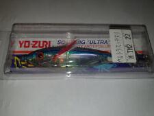 YO ZURI SQUID JIG ULTRA - M - TM2 - 22   PULPO TOTANARE TOTANARA