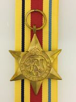 British WWII Africa Star full size veteran replacement medal