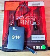 EAST WEST HOLLYWOOD STRINGS DIAMOND String Orchestra On MAC Drive + iLok!