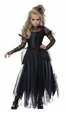 Christmas Nightmare Dark Princess Victorian Gothic Child Girls Costume
