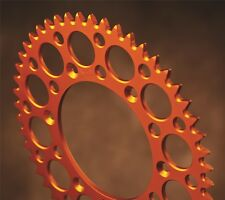New Renthal Orange Rear Sprocket 48T KTM 125-525 SX/SXF EXC/EXC-F XC/XC-F
