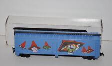 Disney Pixar Toy Story 2 HO Scale Train Boxcar Buzz Lightyear Slinky Dog Cones