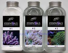 ATI Essentials Set 3 x 500ml Mineralien Spurenelemente Meerwasser 11,67€/L
