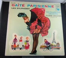 Gaîté Parisienne - Les Sylphides (Columbia – CL 741)