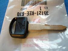 HONDA GROM KEY BLANK FACTORY OEM HONDA 35121-KEE-630 MSX 125 PIT BIKE MINI BIKE