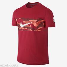 NWT! Nike Practice Crew Tennis Shirt Men Sz M 685319 657 (# 2984)