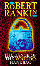 The Dance of the Voodoo Handbag by Robert Rankin (Paperback, 1998)