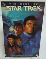 The Best of Star Trek Barr Duane David DC Comics Brand NEW Trade Paperback TPB