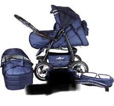 Bergsteiger Rio Kombi Kinderwagen Set Federung Baby Buggy Sportwagen