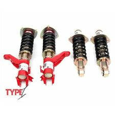 For 90-97 Honda Accord CB CD Function and Form Type 1 Full Adjustable Coilovers