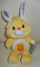 Peluche beanies BISOUNOURS care Bears GROSJOJO Sunshine COLLECTOR 20cm NEUF 2002