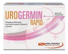Urogermin Rapid 15 Capsule Deglutibili