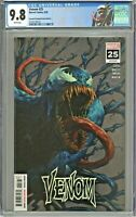 Venom #25 CGC 9.8 2nd Second Printing Variant Edition Dave Rapoza Cover Cates