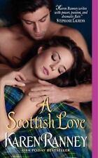 A Scottish Love - Karen Ranney (Paperback)