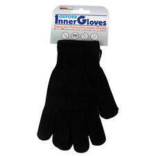 Oxford Thermolite Inner Gloves Motorcycle Scooter Touch screen Fingers - OX134