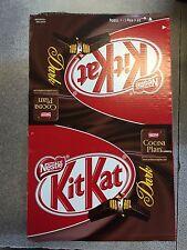 Nestle Kitkat Dark 24 X 45gm Full Case. Cheapest On eBay Long Date
