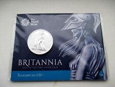 Britannia 2015 UK £50 Fine Silver Coin - £50 coin Royal Mint - LIMITED EDITION 3