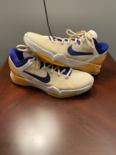 Nike Kobe Zoom 7 Lakers Colorway - Size 12